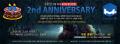 에이치투 인터렉티브, 다이렉트 게임즈 2주년 프로모션