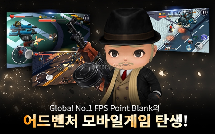 Point Blank (포인트블랭크) CBT Play - YouTube