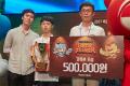 [넥슨] 버블파이터 제11차 챔피언스컵, 빛과소금 가족부 대회 3관왕 달성