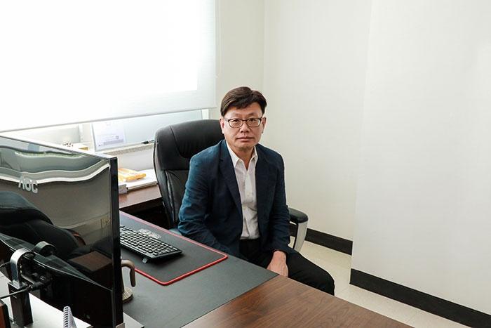 [인터뷰] 배틀그라운드 전장 투입! '에어로 VR'..