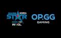 [오피지지] OP.GG 게이밍, 게임스타 코리아 시즌 1 참가