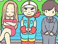 [흥미] 지하철서 앉기 위한 몸부림! '지하철 반드시 앉는 남자'