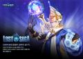 '로스트사가' 폭풍을 부르는 대마법사! 신규용병 '오딘' 공개