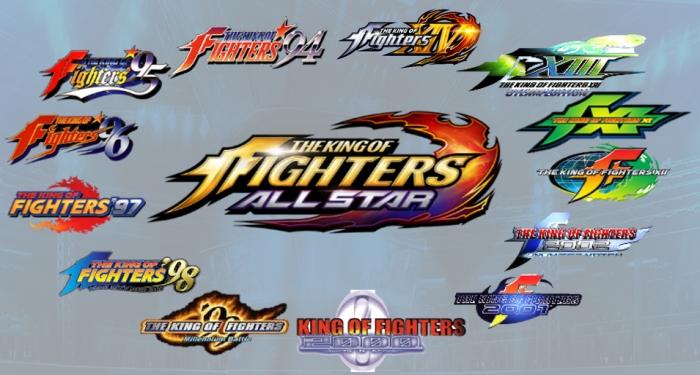 킹 오브 파이터 올스타 및 역대 시리즈 로고.jpg