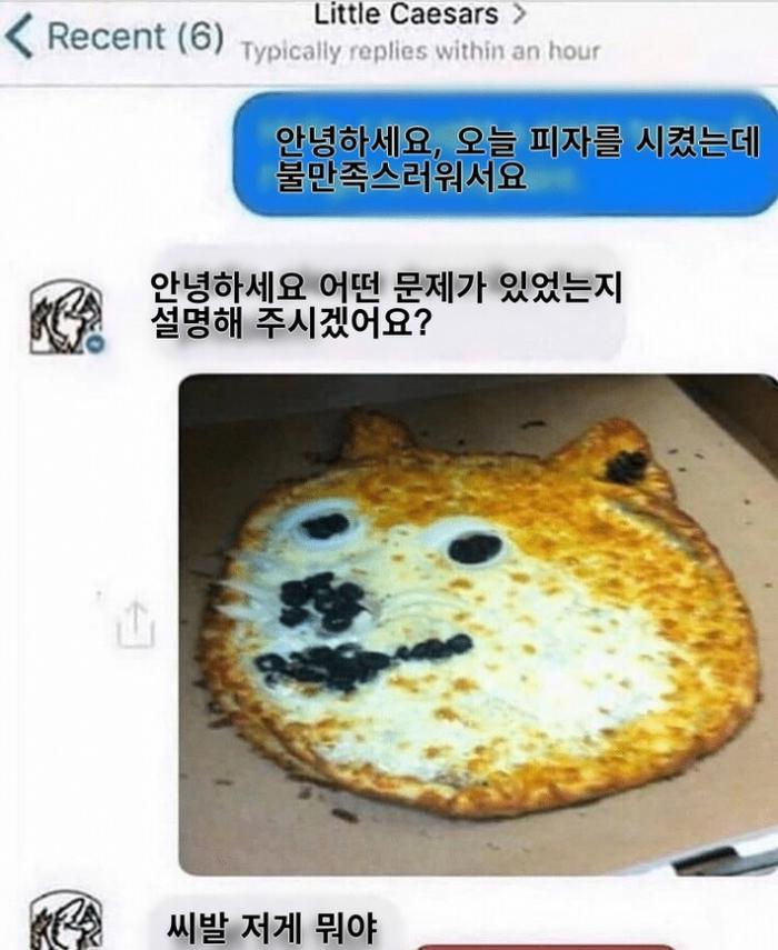 피자를 주문했는데 시바.jpg
