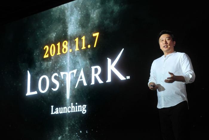 [스마일게이트 RPG] 로스트아크 론칭 쇼케이스_지원길 대표 발표.JPG
