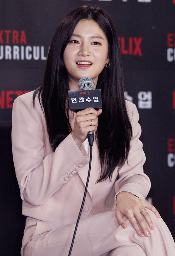 박주현, 당당함이 매력