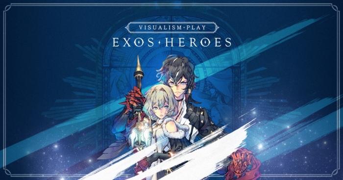 [이미지] 라인게임즈, 모바일 RPG '엑소스 히어로즈' 일본 양대마켓 인기 1위 2.jpg