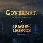라이엇 게임즈, '리그 오브 레전드 X 커버낫' 협업 컬렉션