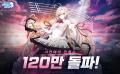 미소녀 메카닉 RPG '파이널기어' 사전예약자 120만 돌파