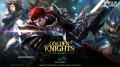 3전4기 모바일 RPG '골든나이츠 클래식' 5일간의 사전오픈 스타트