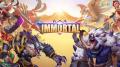 엠게임의 하이브리드 전쟁 RPG '이모탈'은 어떤 게임?