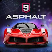 아스팔트 9:레전드 - 2018 신개념 아케이드 레이싱 게임