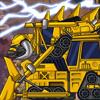 합체! 다이노 로봇- 스테고사우루스 공룡게임