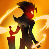닌자 영웅 - RPG 게임 (Stickman Legends)