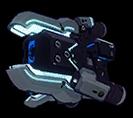 합금ㆍ지배자 권총