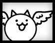 꼬맹이 고양이 새