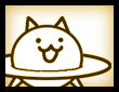 꼬맹이 고양이 UFO