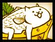 고양이 회 모듬