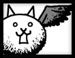 광란의 고양이 새