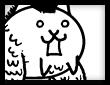 광란의 고양이 도마뱀