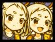 시시루와 코마리 Φ